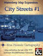 Waterdeep City Streets Pack#1