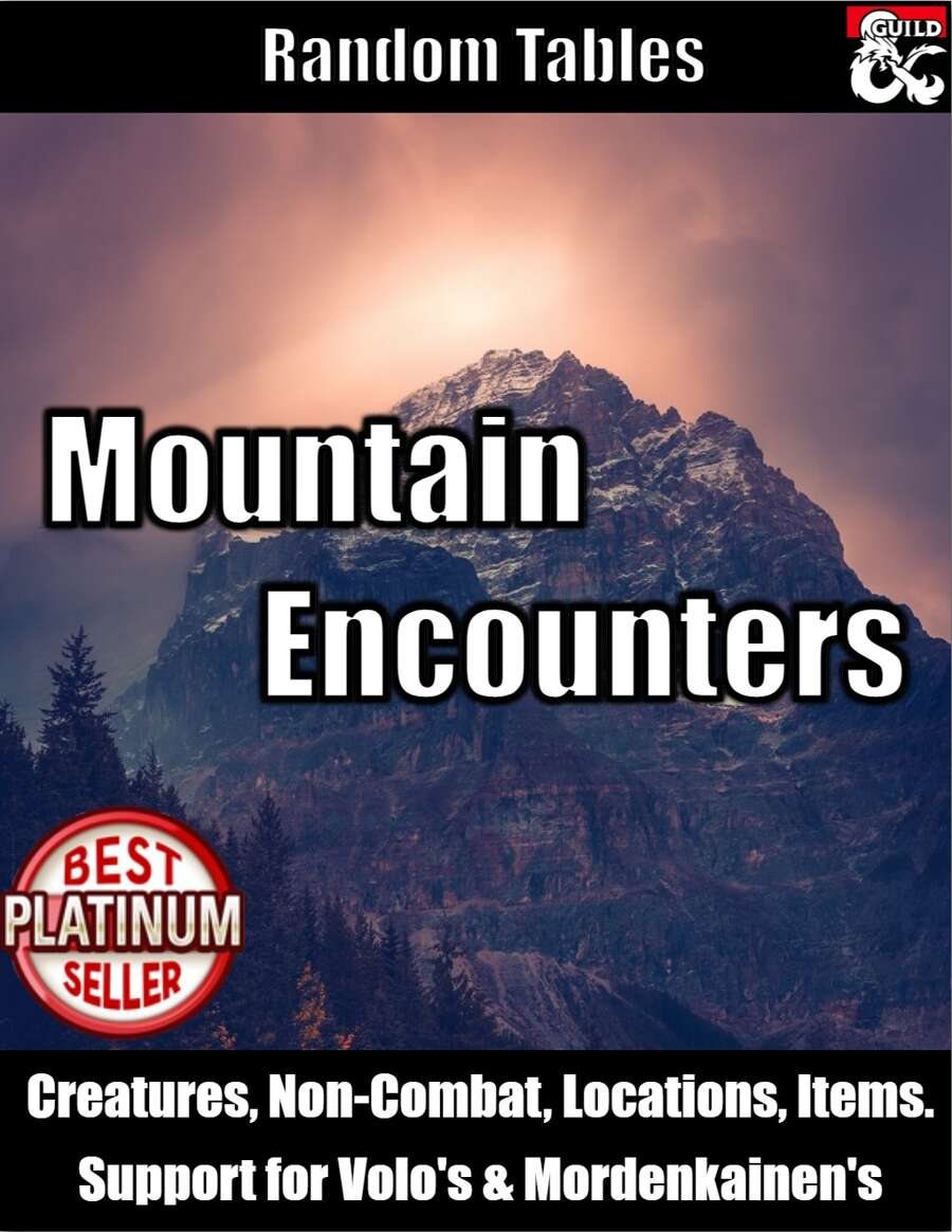 Mountain Encounters