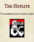 Hoplite Archetype