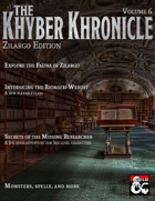 Khyber Khronicle Volume #06