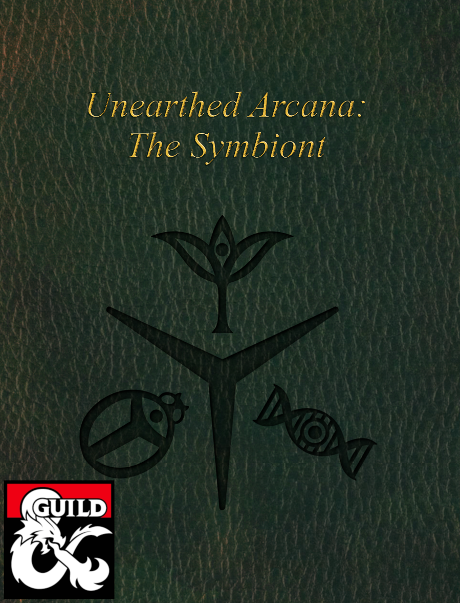 Unearthed Arcana: The Symbiont - Dungeon Masters Guild