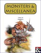 Monsters & Miscellanea 1-03