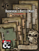 Badashski's Battle Maps: Trollskull Manor