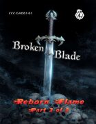 CCC-GAD01-01 Broken Blade
