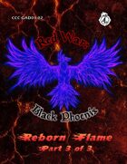 CCC-GAD01-02 Red War: Black Phoenix
