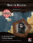 AE01-03 Rime or Reason by David Morris & Anthony Turco