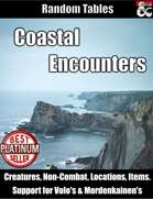 Table Rolls - Coastal Encounters
