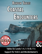Coastal Encounters - Table Rolls