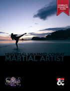 The Martial Artist