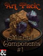 Art Pack - Minerals