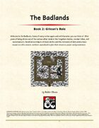 The Badlands Book 2 - Gillean's Role