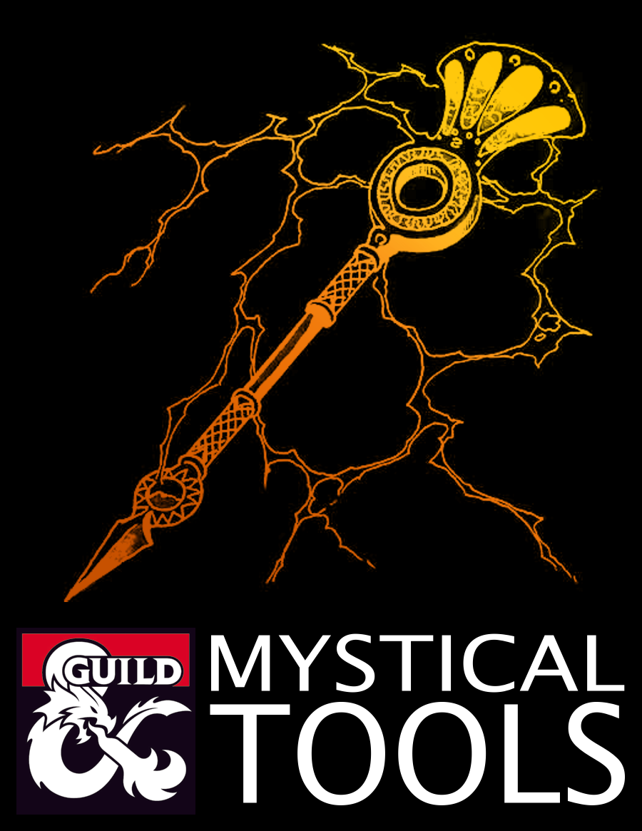 Mystical Tools (5e) - Dungeon Masters Guild | Dungeon Masters Guild