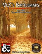VeX's Battlemap Pack#02:  Autumn Roadside Maps