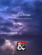 Homebrew Druid Subclass: Circle of Storms