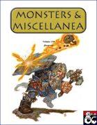 Monsters & Miscellanea 1-04