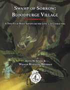 CCC-STORM-02 Swamp of Sorrow: Bloodpurge Village