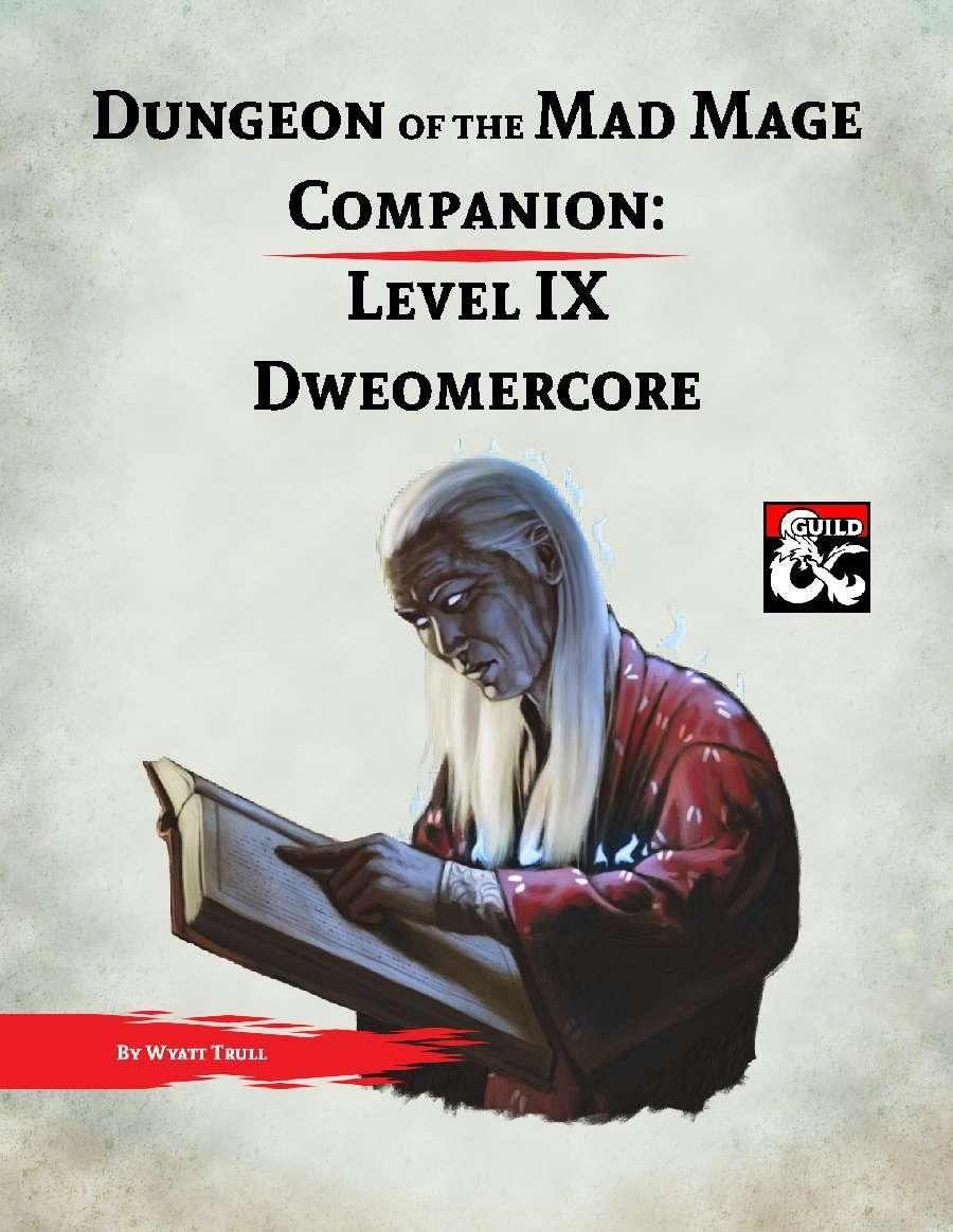 DotMM Companion 9: Dweomercore - Dungeon Masters Guild | Dungeon Masters  Guild