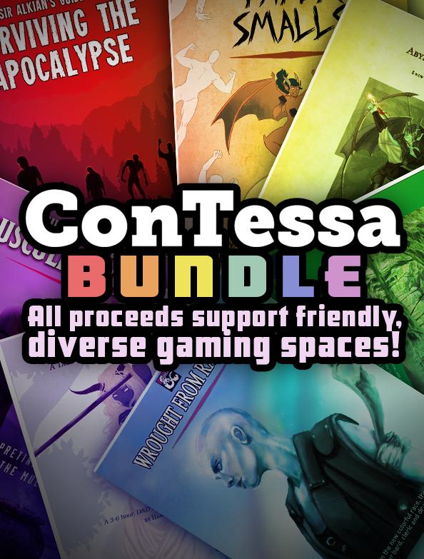 ConTessa Bundle Cover