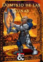 Dominio Divino para Clérigo: las Runas (Runes Domain)