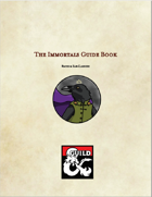 The Immortals Guidebooks