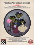 Toecap's Puzzle House