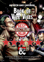 Book of Vile Vices