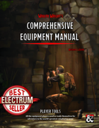 Comprehensive Equipment Manual [Rev 3, 2019]