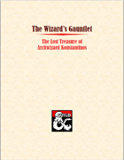 The Wizard's Gauntlet