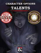 Character Options: Talents 5E (Fantasy Grounds)