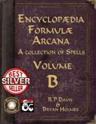 Encyclopaedia Formulae Arcana - B (Fantasy Grounds)
