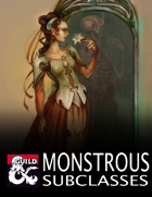 Monstrous Subclasses (5e)