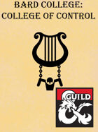 Bard College: College of Control