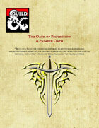 The Oath of Protection Paladin