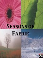Seasons of Faerie