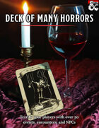 Deck of Many Horrors