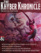 Khyber Khronicle Volume #07