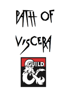 Barbarian Path: Path of Viscera