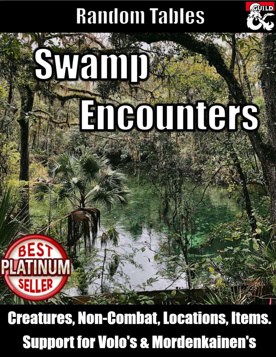 Swamp Encounters