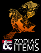 Zodiac Items (5e)