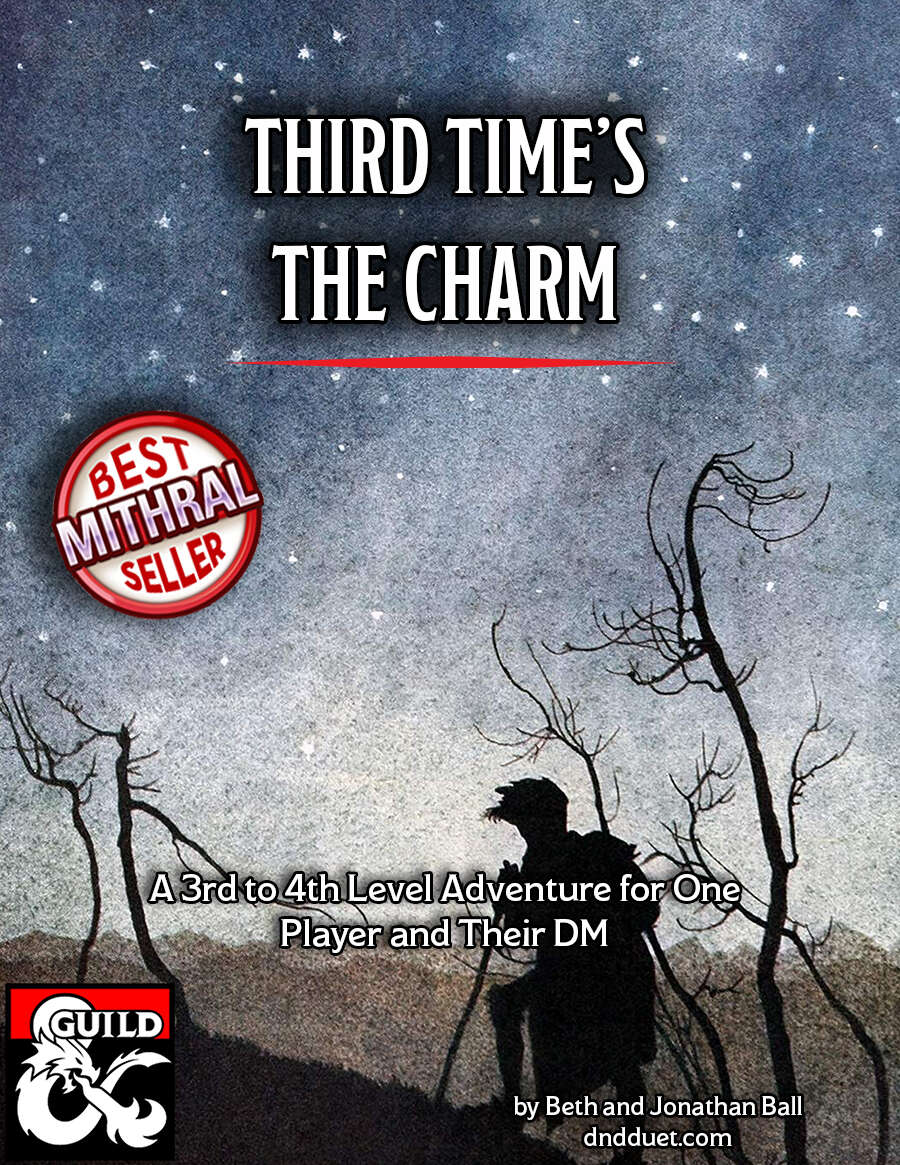 Cover of Third Time's the Charm