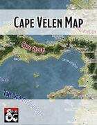 Cape Velen Map