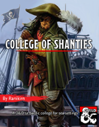College of Shanties [ENG/ITA]