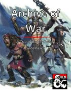 Archive of War: A Trio of Battle-Ready Subclasses