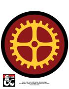 art 021 - Icon for Gond : Deity of Faerun