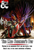 The Mad Scientist's Pet (5e)