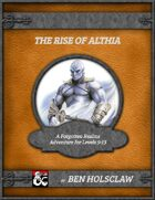 The Rise of Althia