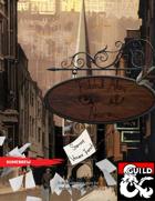 Trollskull Alley Noire [ENG/ITA]
