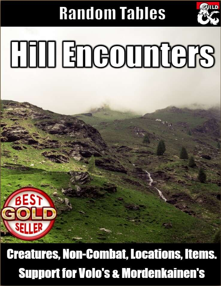Hill Encounters