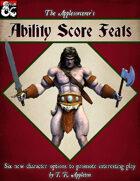 Ability Score Feats