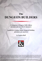 The Dungeon Builders